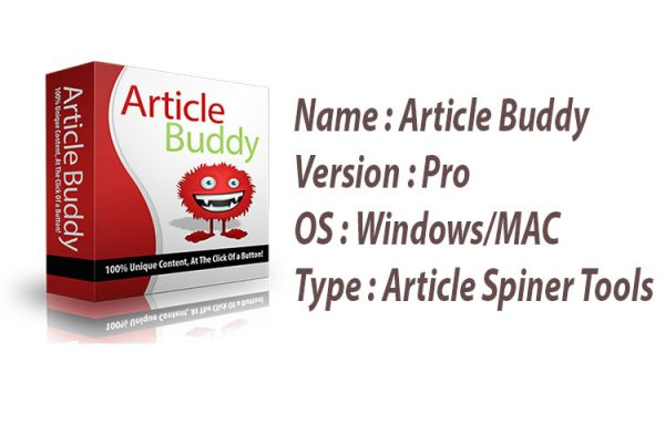 Article-Buddy-Pro