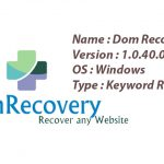 Dom-Recovery