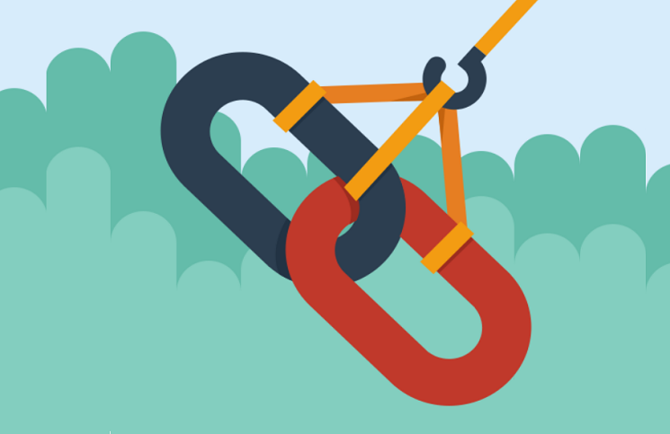 Link Building is not the only factor to promote keywords