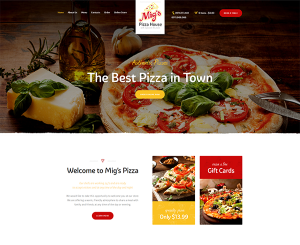 Pizza House – with passion for pizza