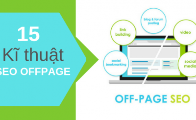 Kỹ thuật seo offpage