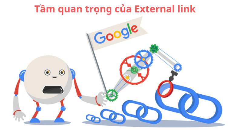 <strong>Tầm quan trọng của </strong><strong>External link</strong>
