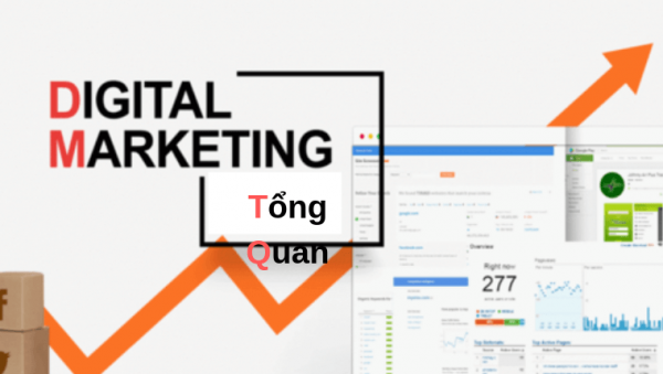 Tổng Quan Digital Marketing