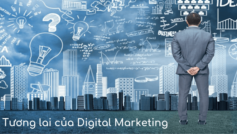 <b>Digital Marketing trong tương lai</b>