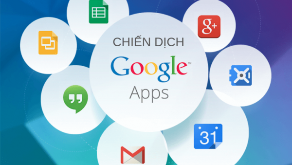 Chiến dịch google apps