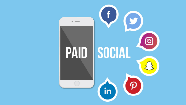 <strong>Paid Social</strong>