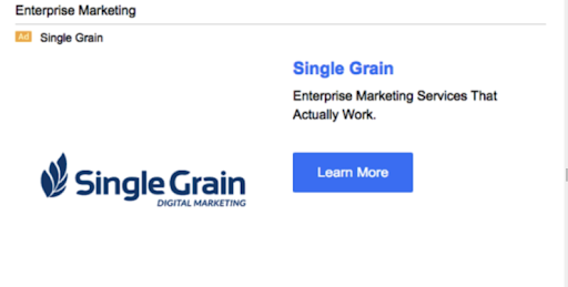 Single Grain Digital Marketing