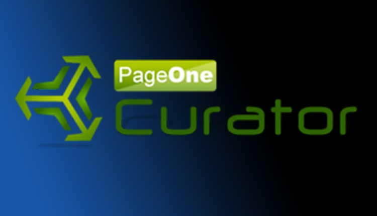 PageOne Curator