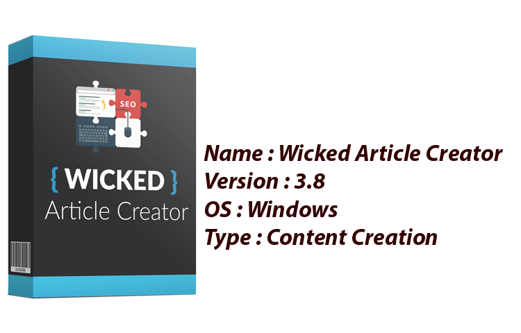 Wicked Article Creator