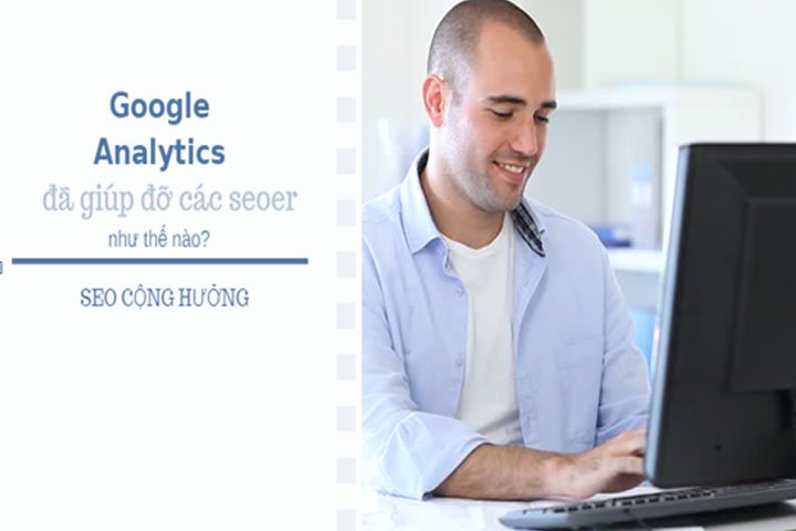 Google Analytics helps SEOs