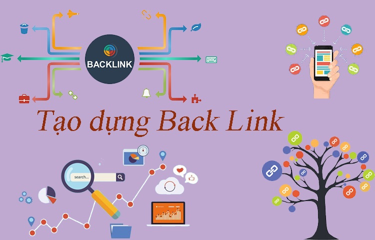 <strong>Tạo Dựng Backlink Trong SEO</strong>